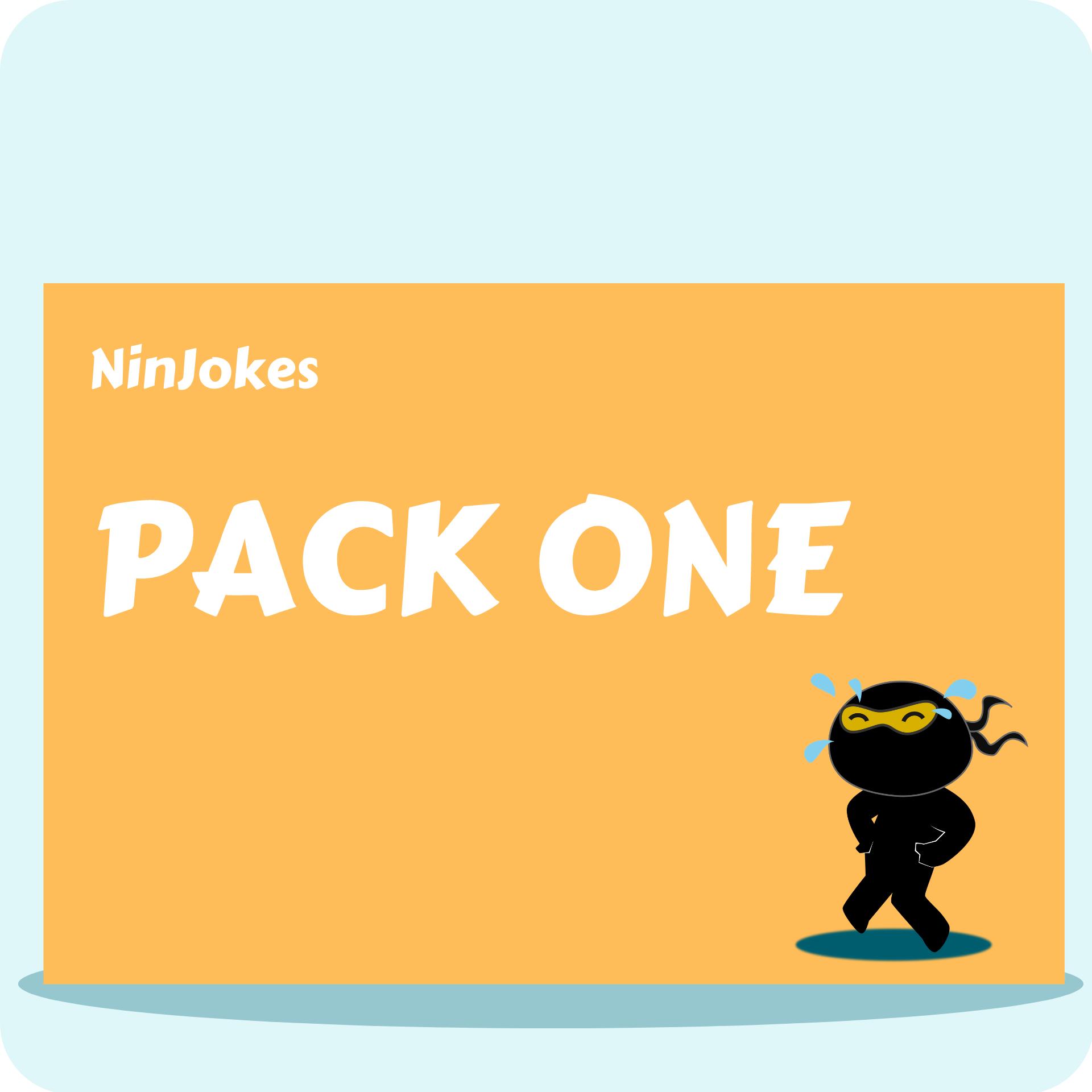 NinJokes Pack One