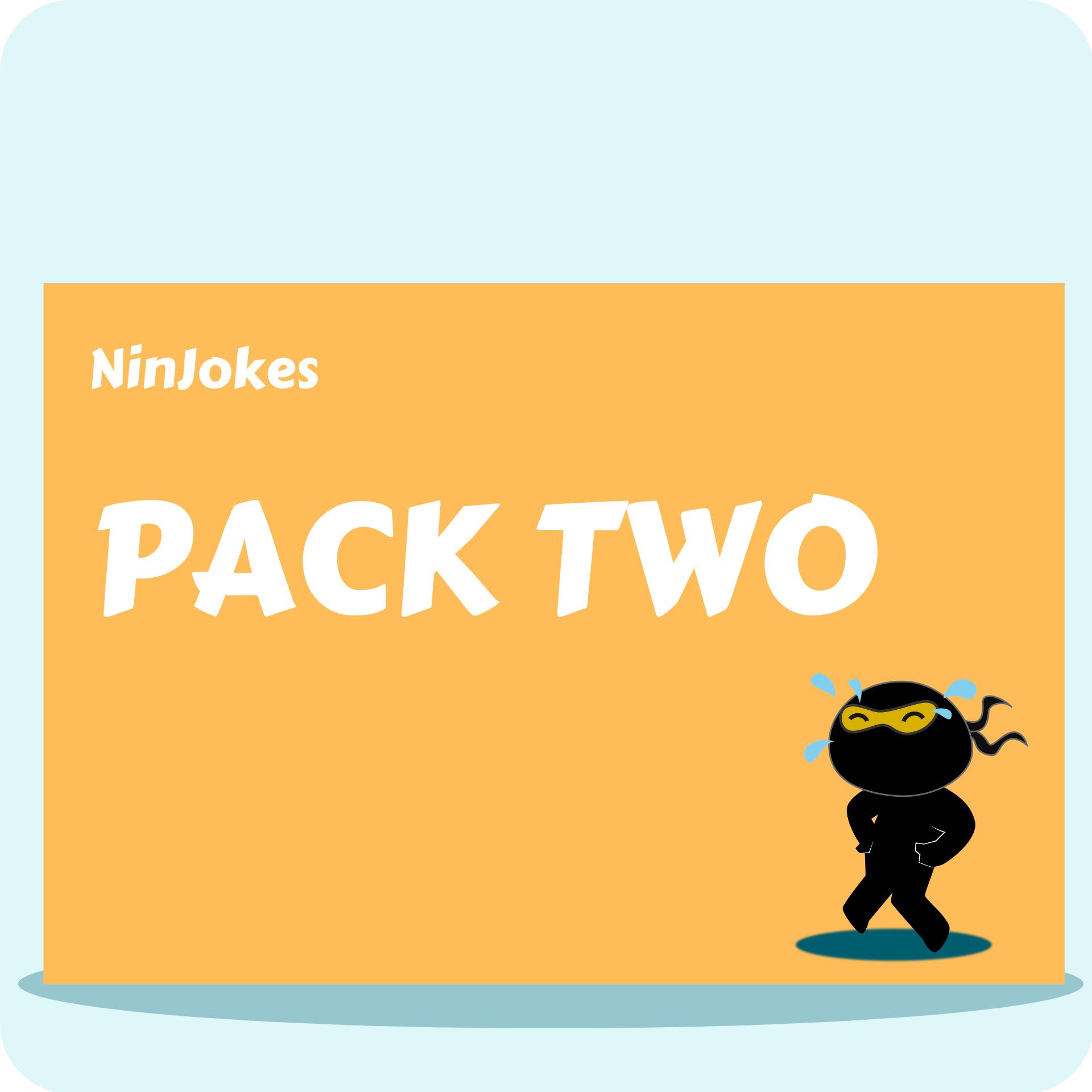 NinJokes Pack Two