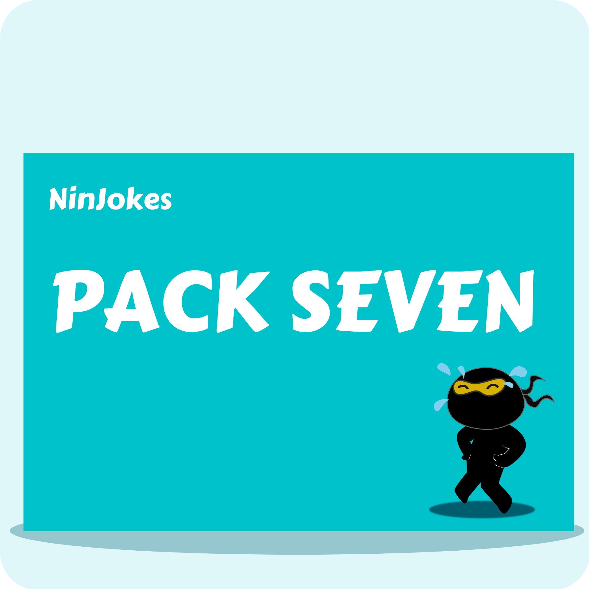 NinJokes Pack Seven