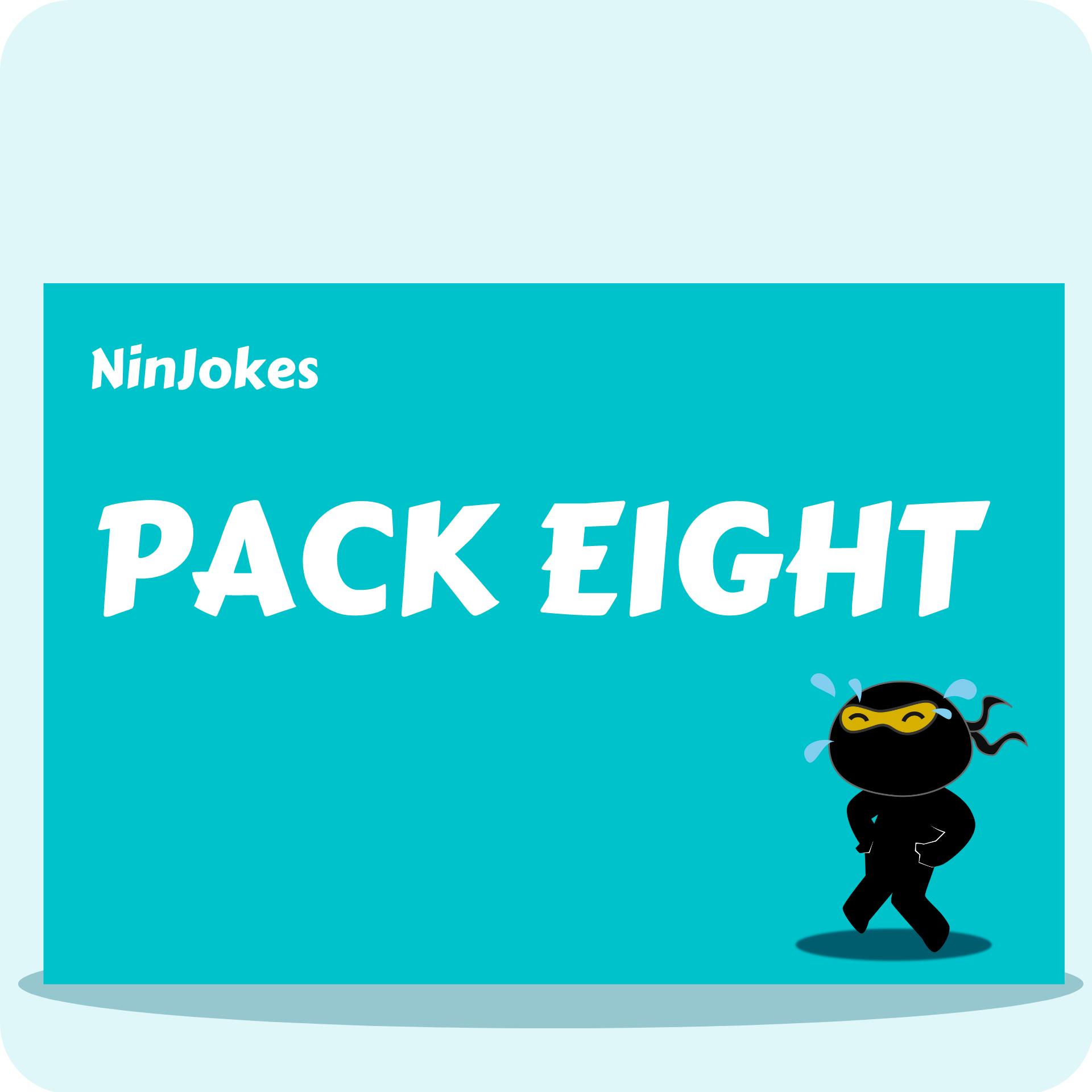 NinJokes Pack Eight