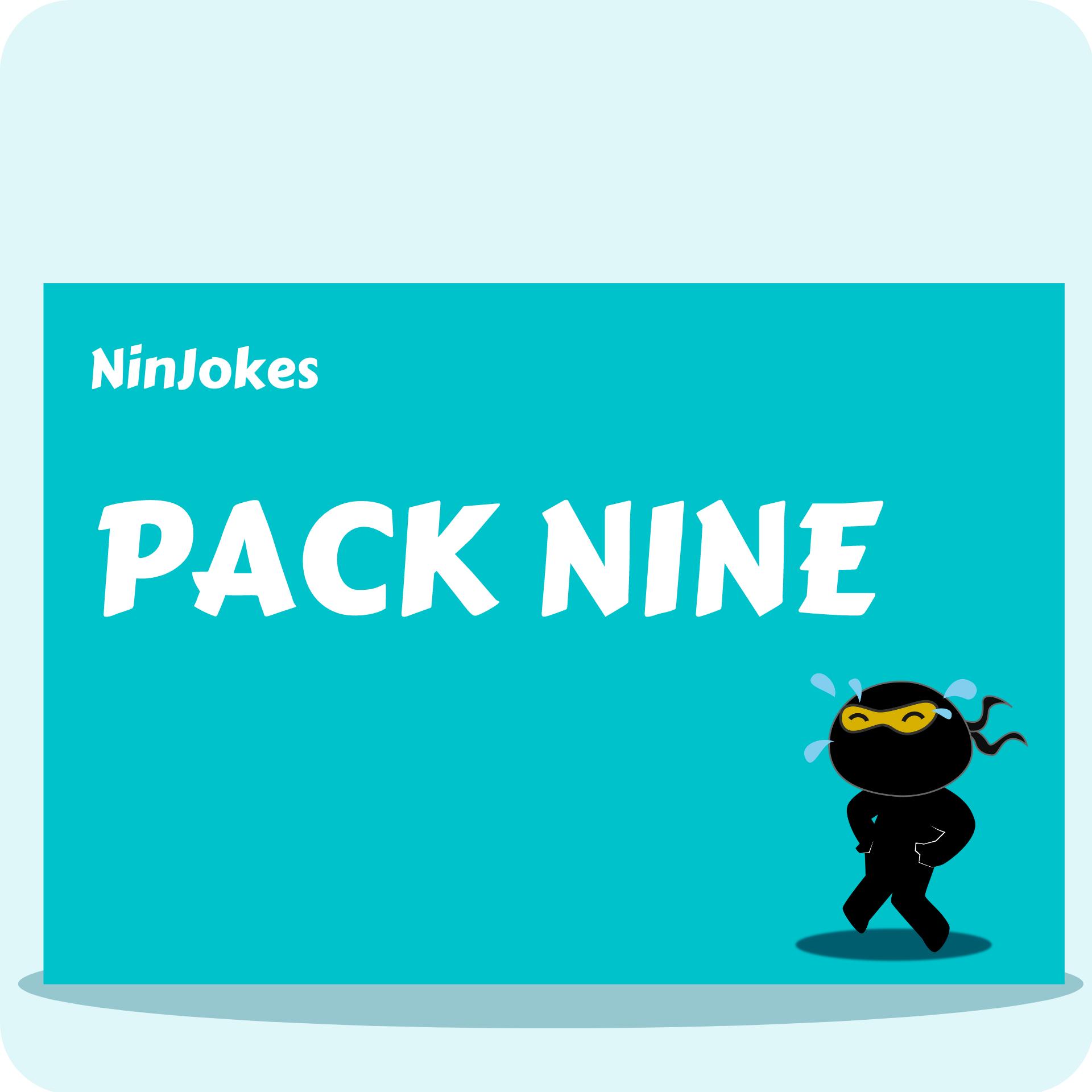 NinJokes Pack Nine