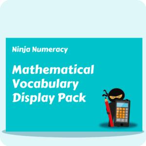 Ninja Numeracy - Display Pack