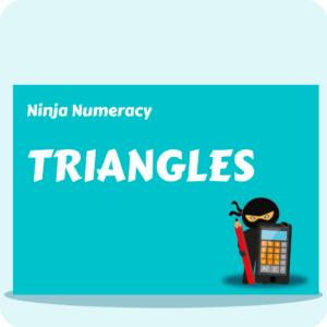 Ninja Numeracy - Triangles