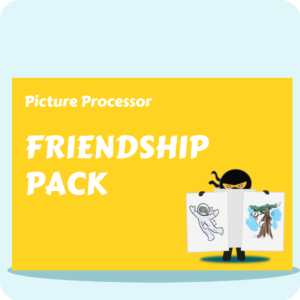 Picture Processor - Friendship Pack