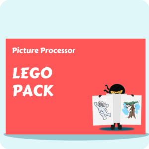 Picture Processor - Lego Pack