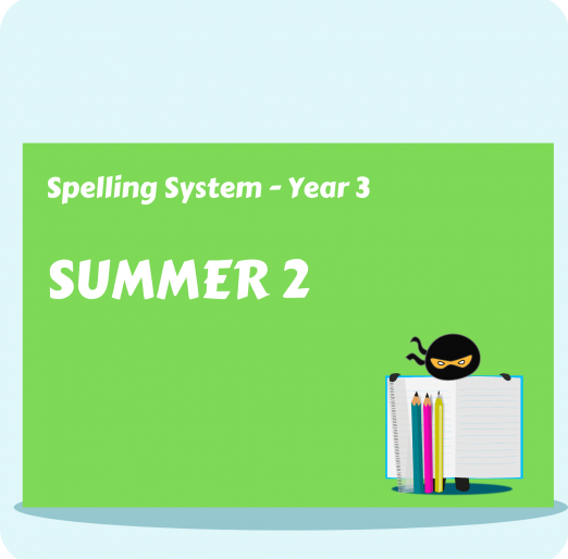 Spelling System (11)