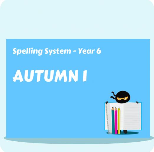 Spelling System (12)