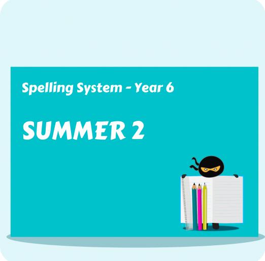 Spelling System (15)