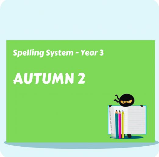 Spelling System (18)
