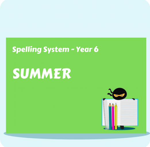 Spelling System (19)