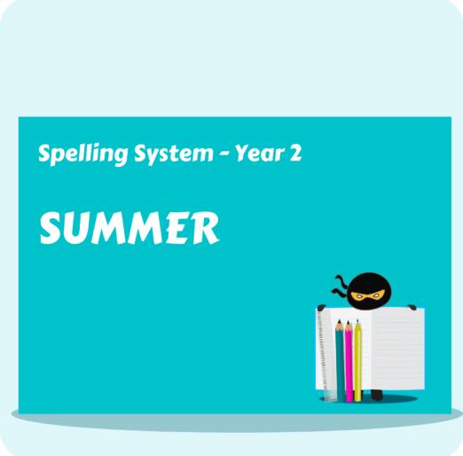 Spelling System (2)
