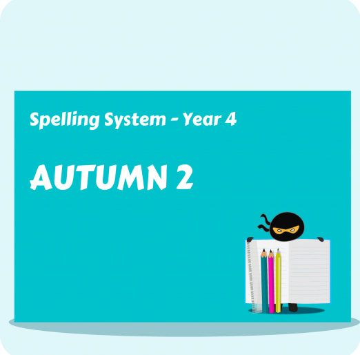 Spelling System (21)