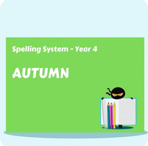 Spelling System (22)