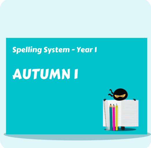 Spelling System (5)