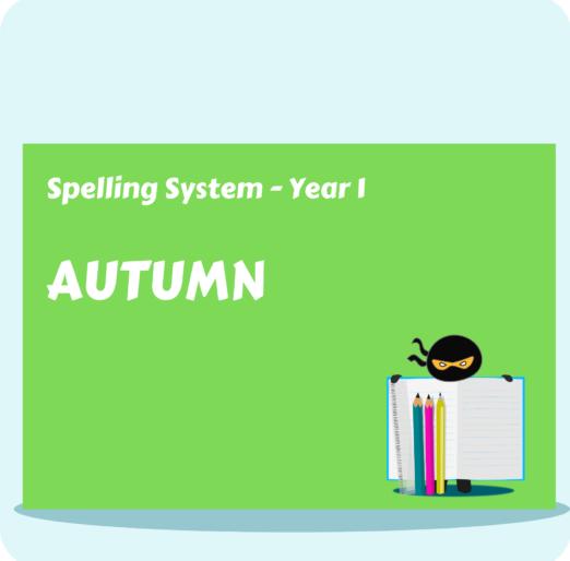 Spelling System (8)