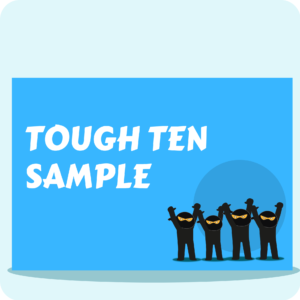 Tough Ten Sample