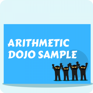 Arithmetic Dojo Sample
