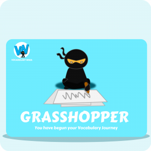 Grasshopper Printable Stickers