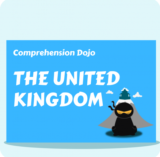 Comprehension Dojo - The United Kingdom