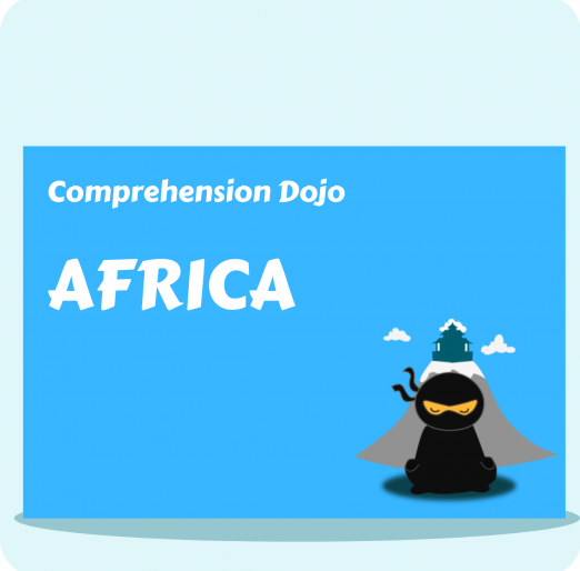 Comprehension Dojo - Africa