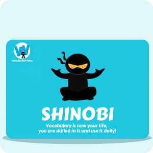 Shinobi Printable Stickers