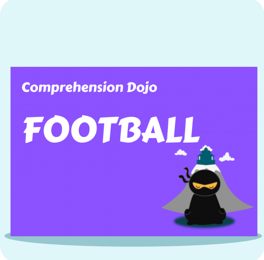 Comprehension Dojo - Football