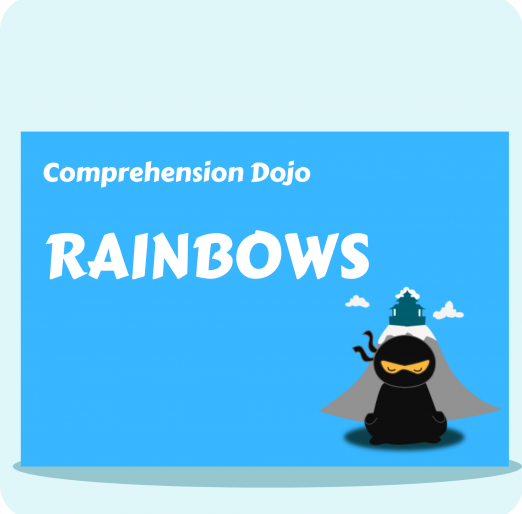 Comprehension Dojo - Rainbows