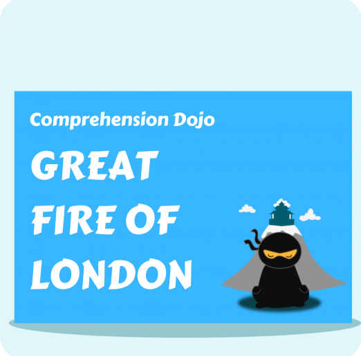 Comprehension Dojo - Great Fire of London