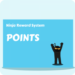 Ninja Reward System - Points