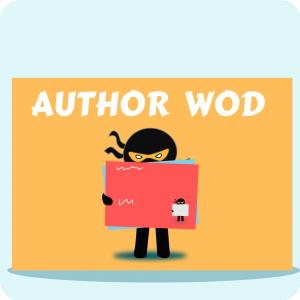 Author WOD
