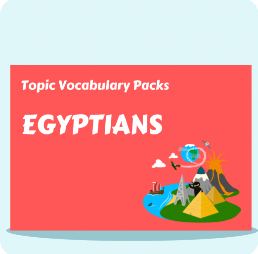 Topic Vocabulary Packs (31)