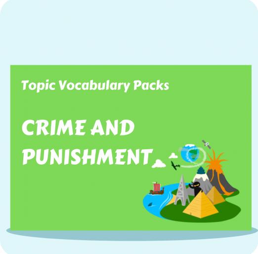 Topic Vocabulary Packs (6)