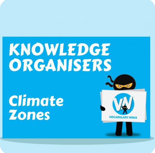 KO Climate Zones