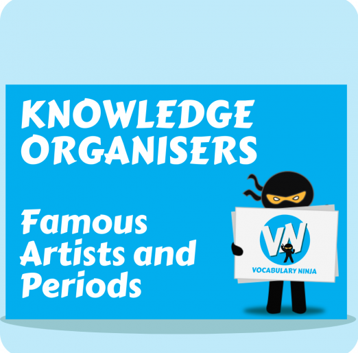 KO Famous Artists and Periods