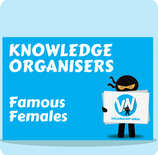 KO Famous Females